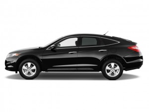 2010 Honda Accord Crosstour tires